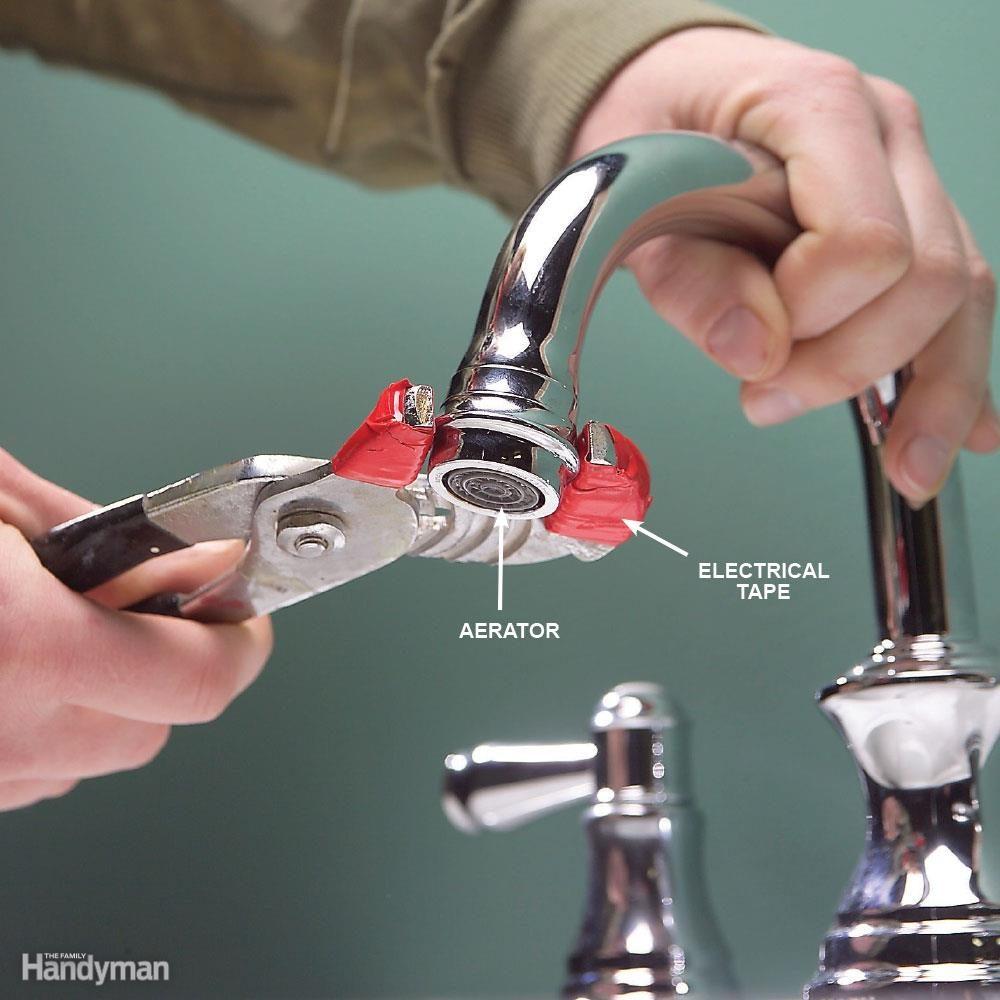 faucet aerator