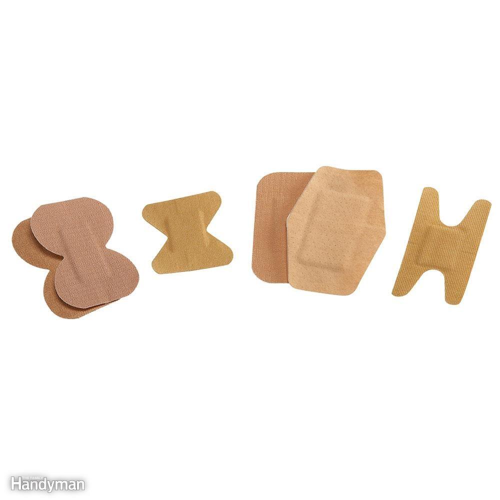 Fingertip and Knuckle Bandages