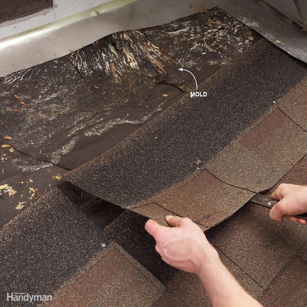How to Find Roof Leaks