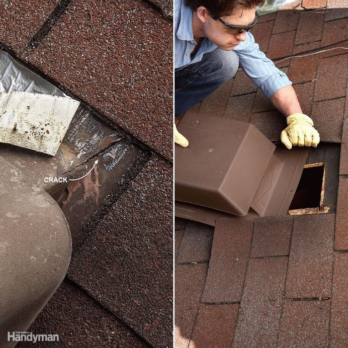 How to Fix Roof Vents