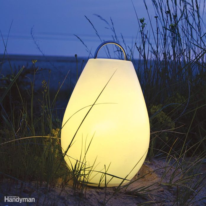 Rechargeable Lantern on the Go