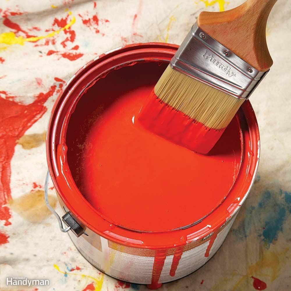 Using Cheap Paint
