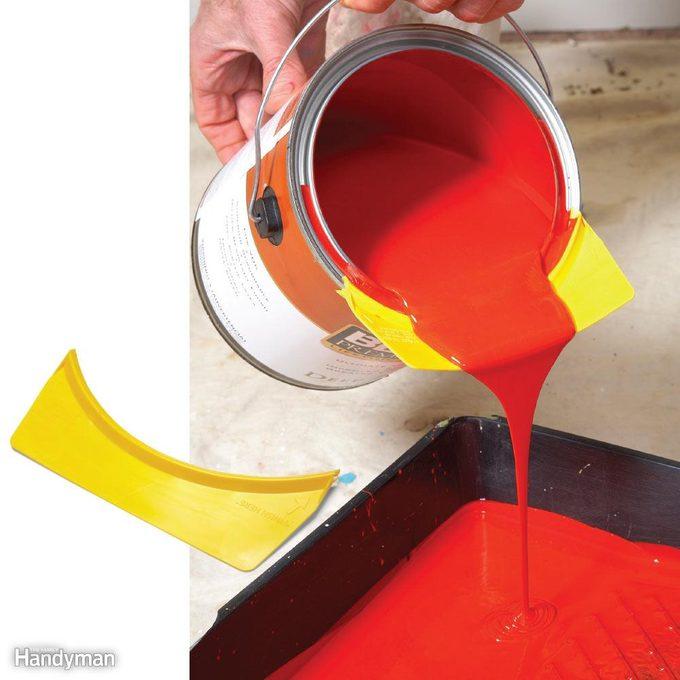 Paint Spout