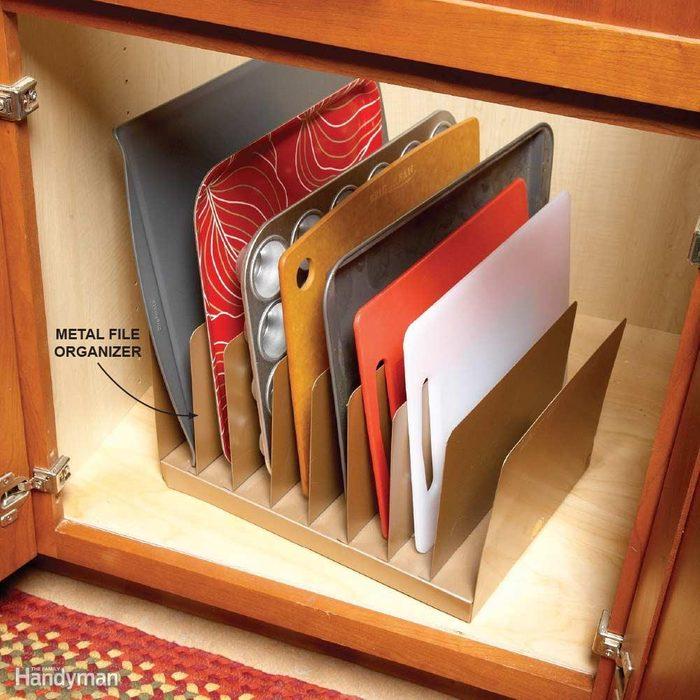 Instant Kitchen Cabinet Organizer
