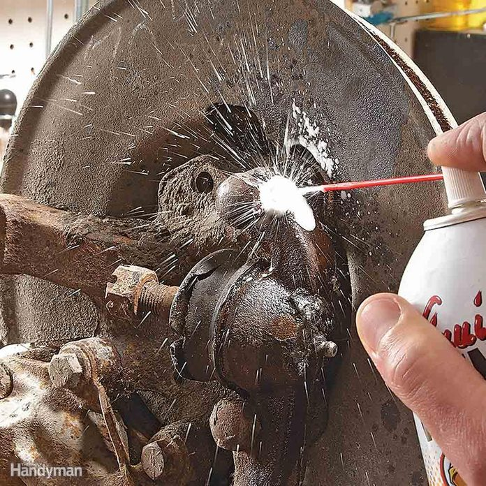 Start With a Rust Penetrant