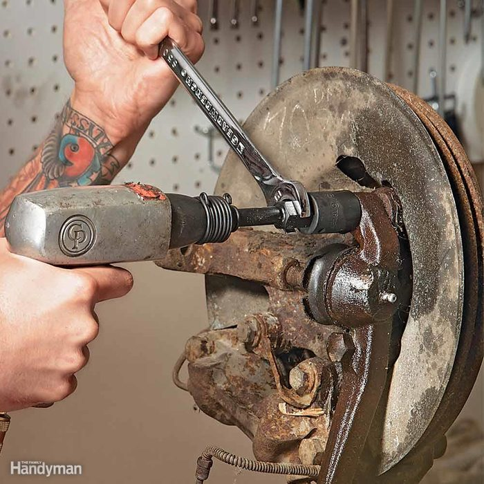 Try a Socket on Your Air Chisel