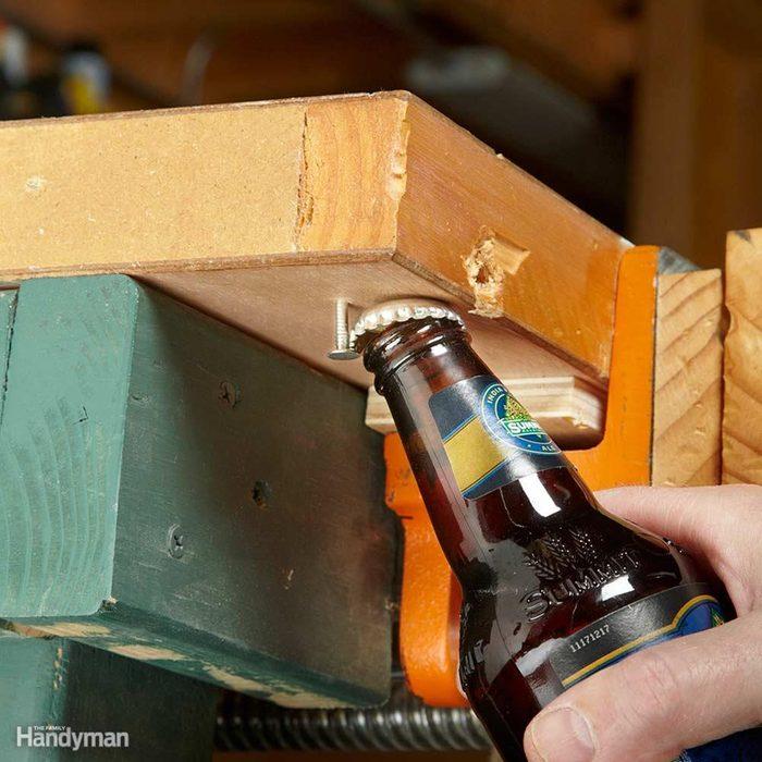 Essential Workbench Accessory