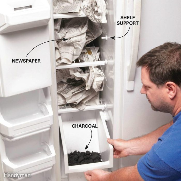 Fight Stinky Fridge Syndrome