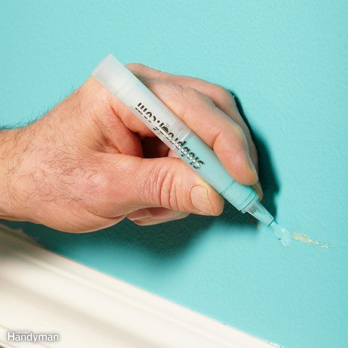 Paint Touch-Up in a Pen