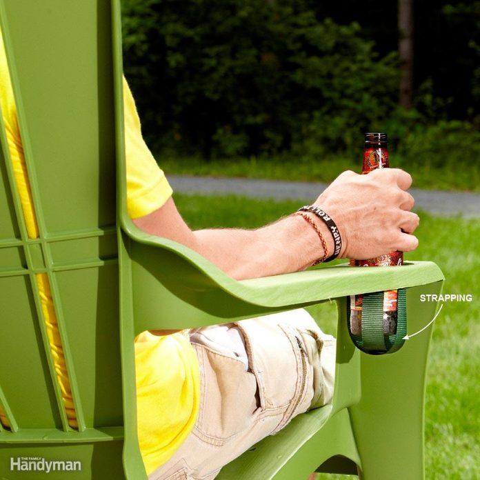 Slip-Free Drink Holders