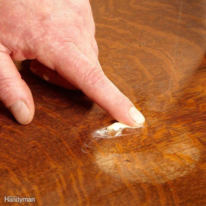 Fix White Rings