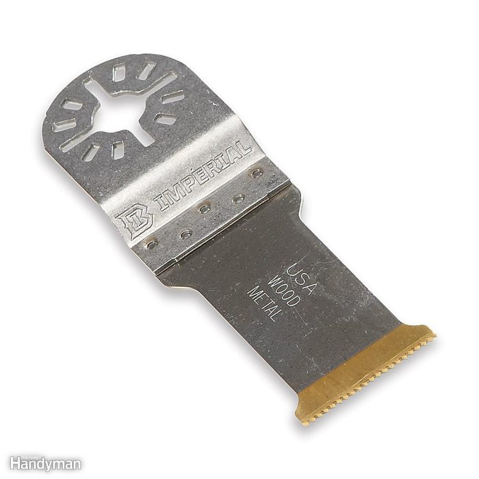 Use a Bimetal Blade to Cut Metal