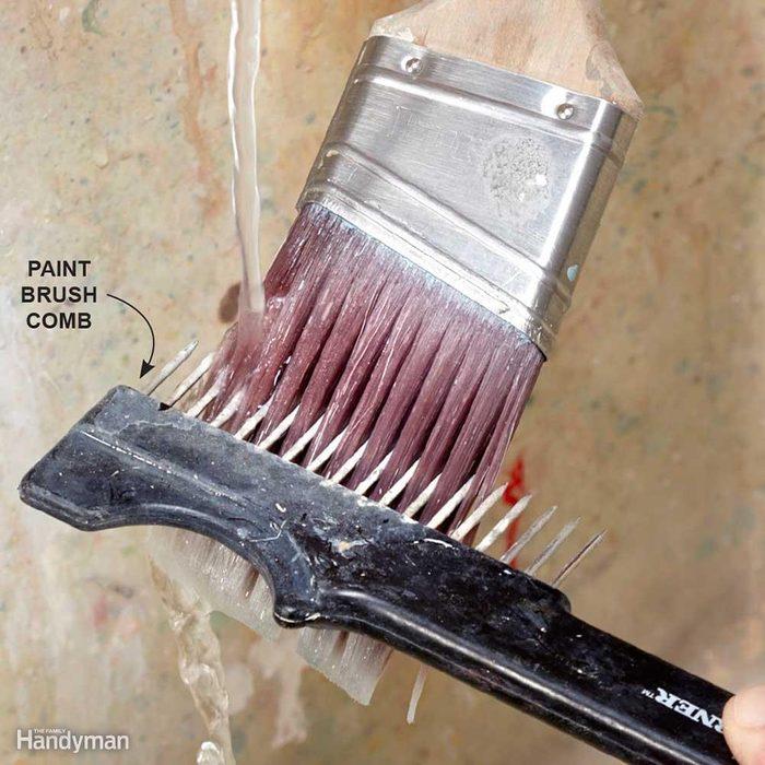 Comb the Brush