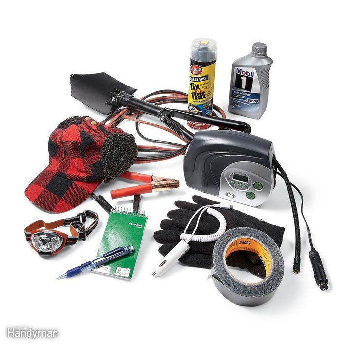 Build a Winter Emergency Kit