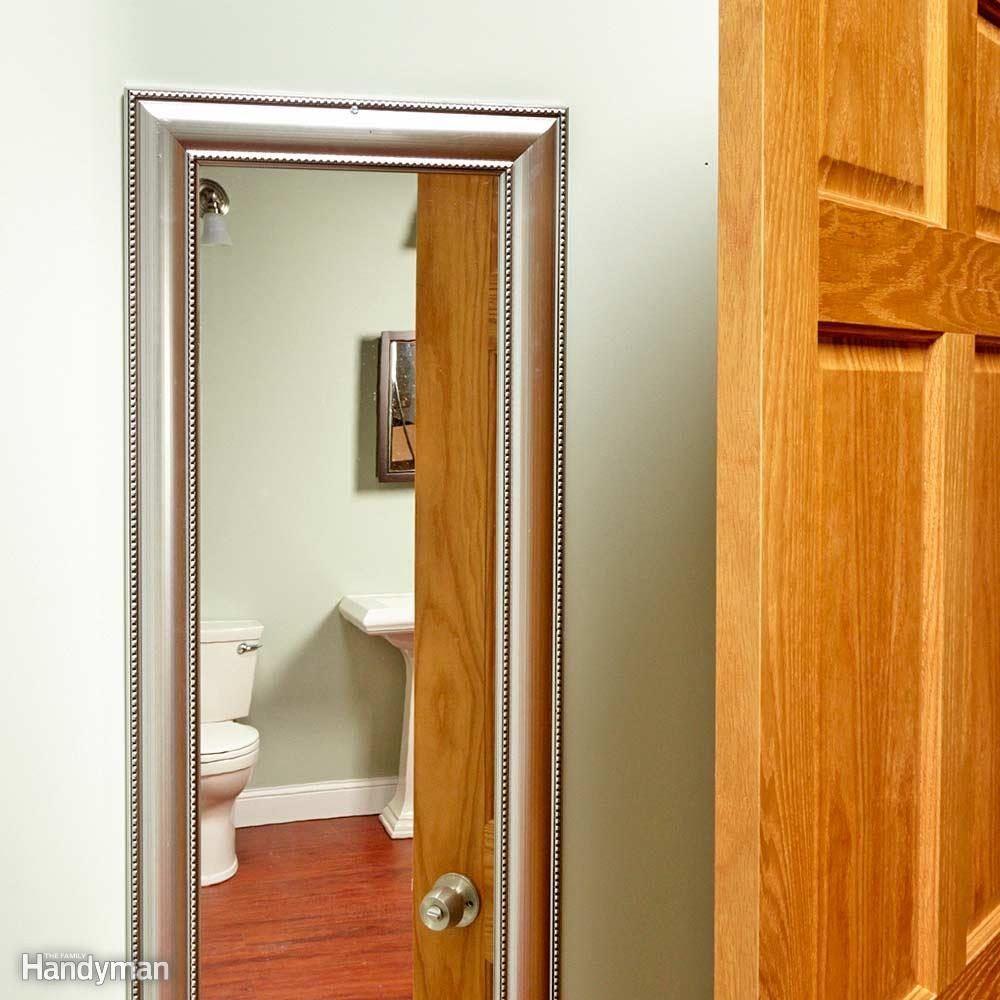 Hang a Mirror Behind the Door