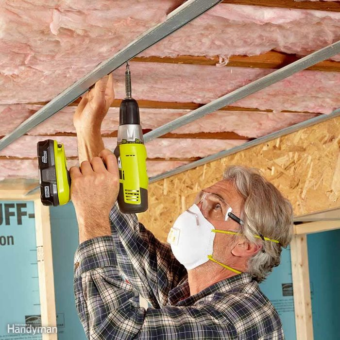 Tips for a Quieter Ceiling