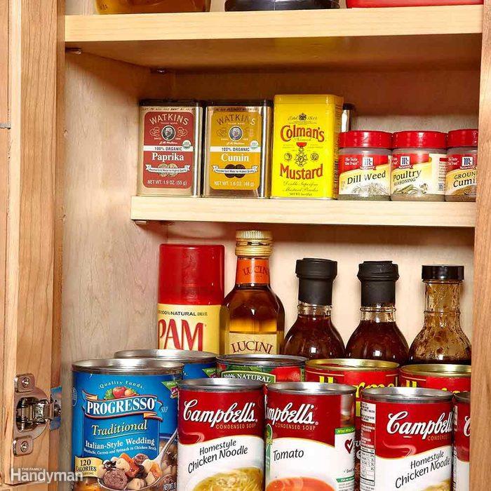 Add a Spice Shelf