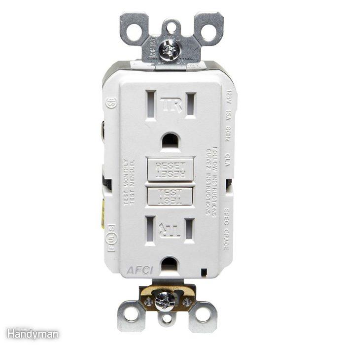 Arc-Fault Circuit Interrupter