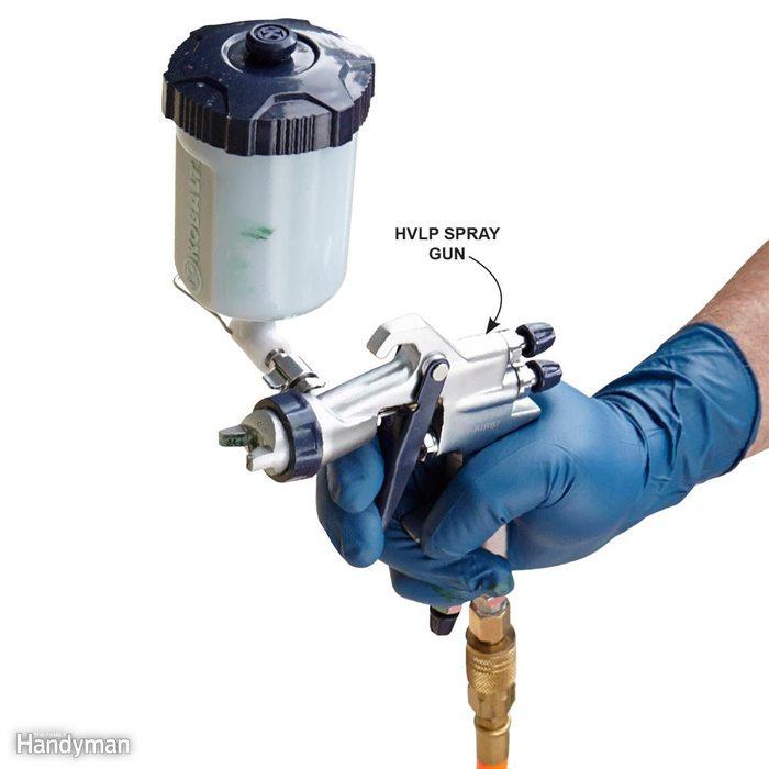 Spray Like a Pro
