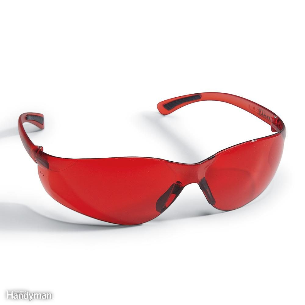 Working in Bright Light? Use Special Glasses
