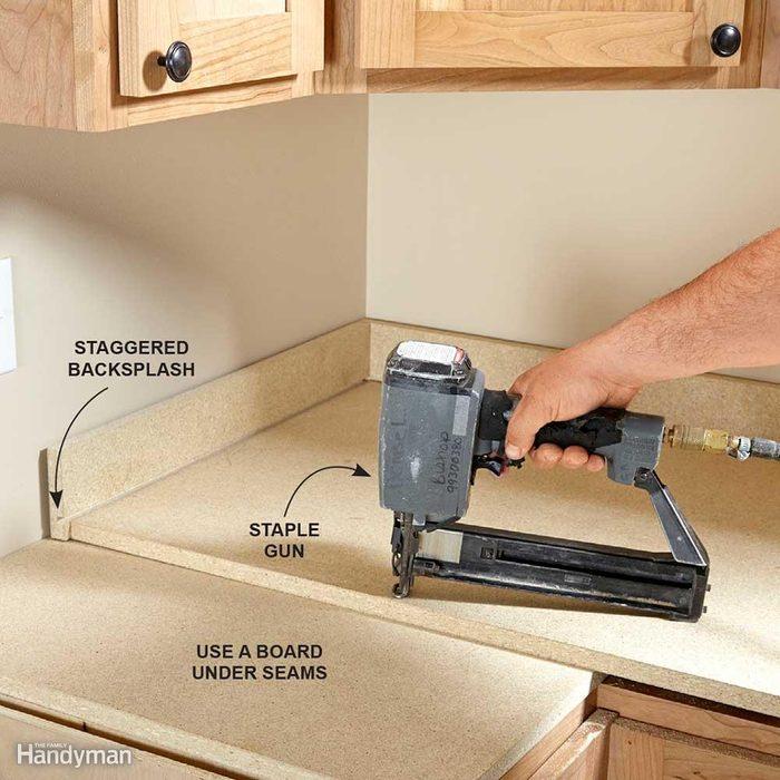 Raise the Kitchen Countertops