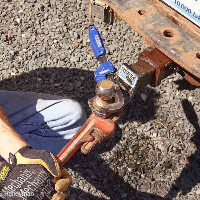 Pipe Wrenches Aren't Just For Pipes