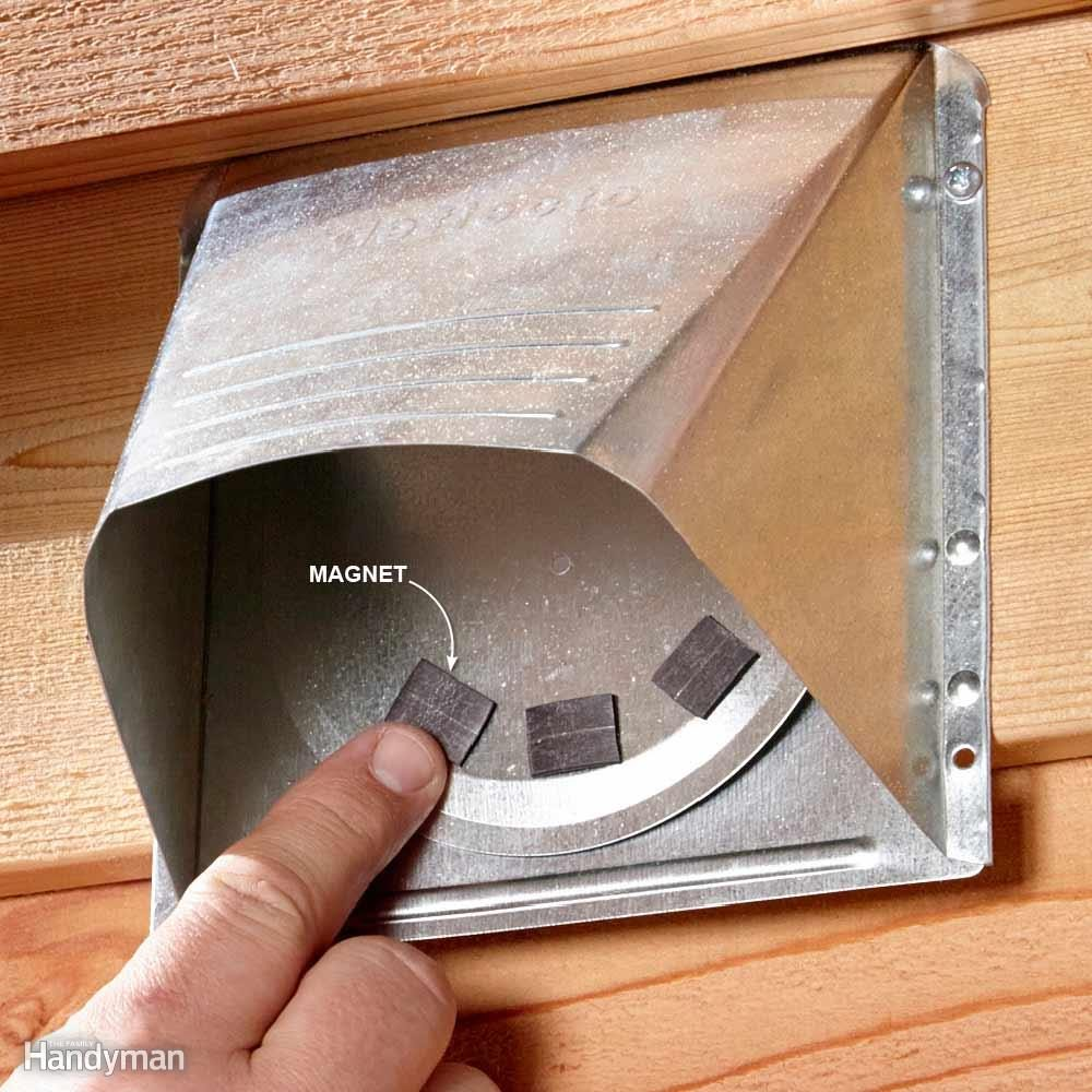 Put an End to Exhaust Vent Chatter