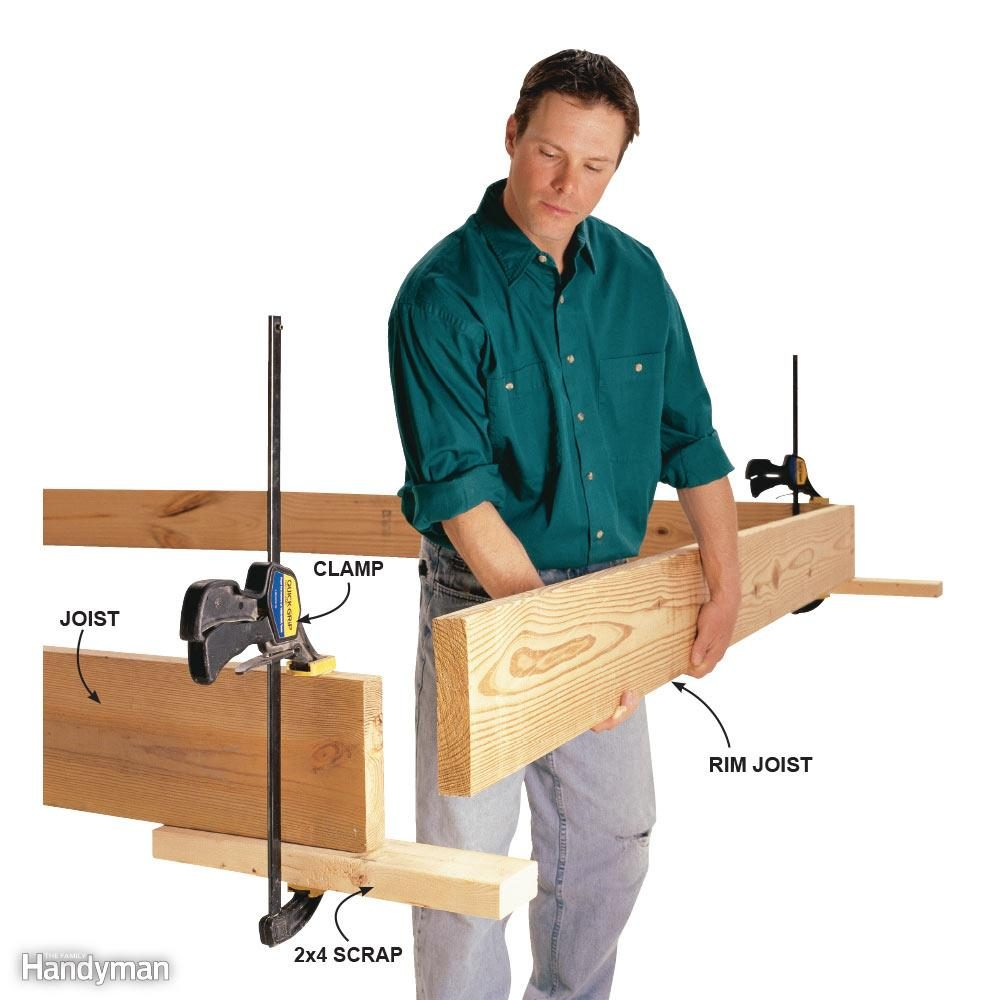 Bar Clamps for Framing Jobs