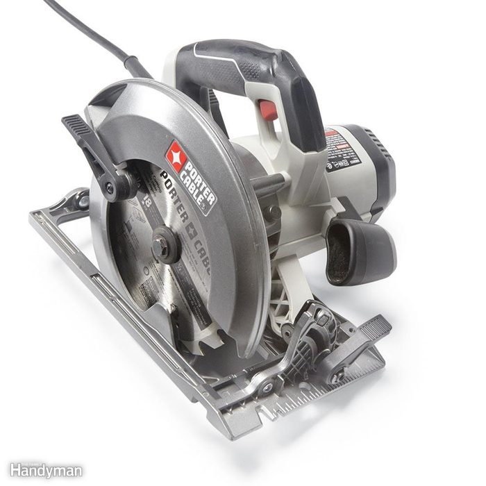 Best Mid-Priced Saw: Porter Cable PC15TCSM