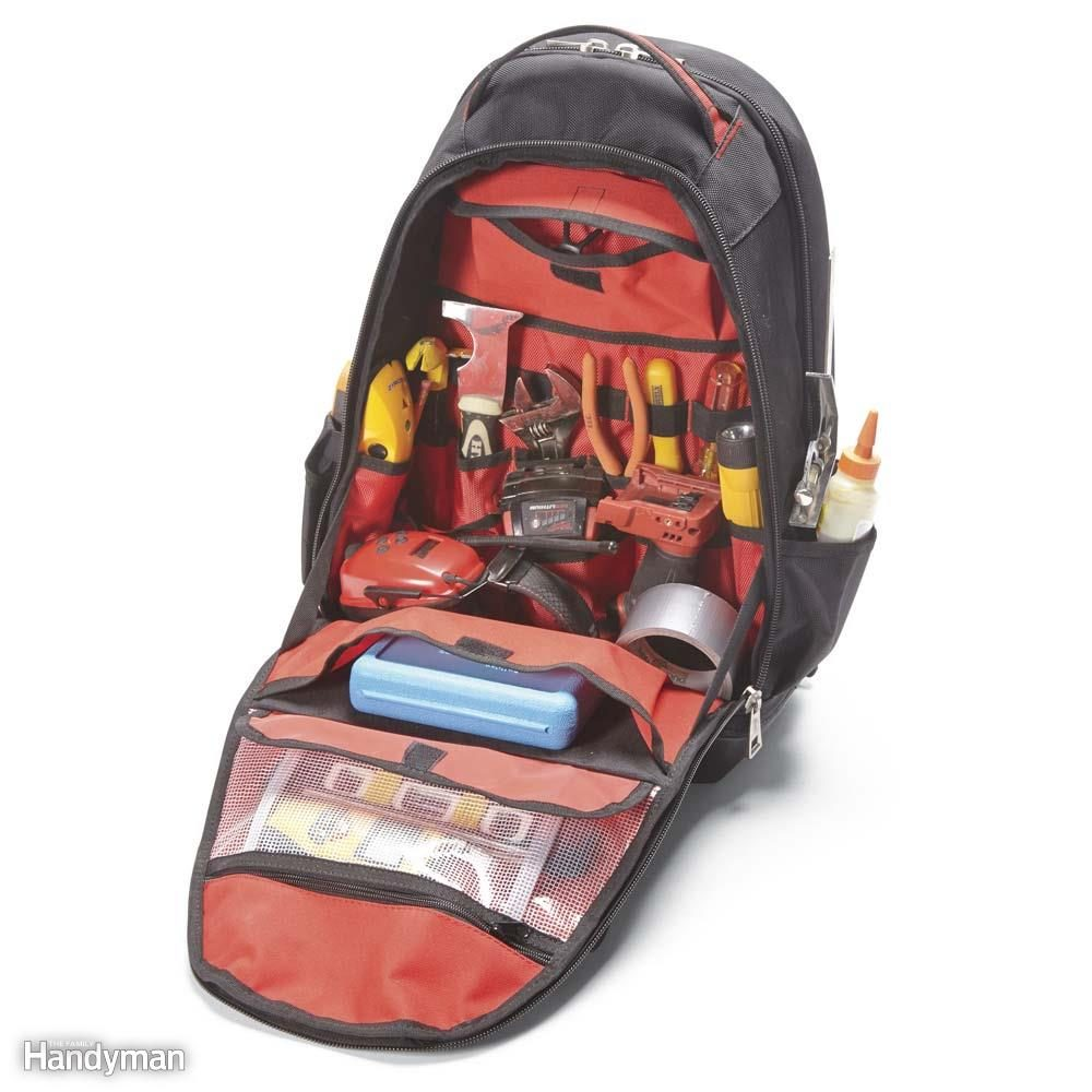 A Backpack for Job Sites