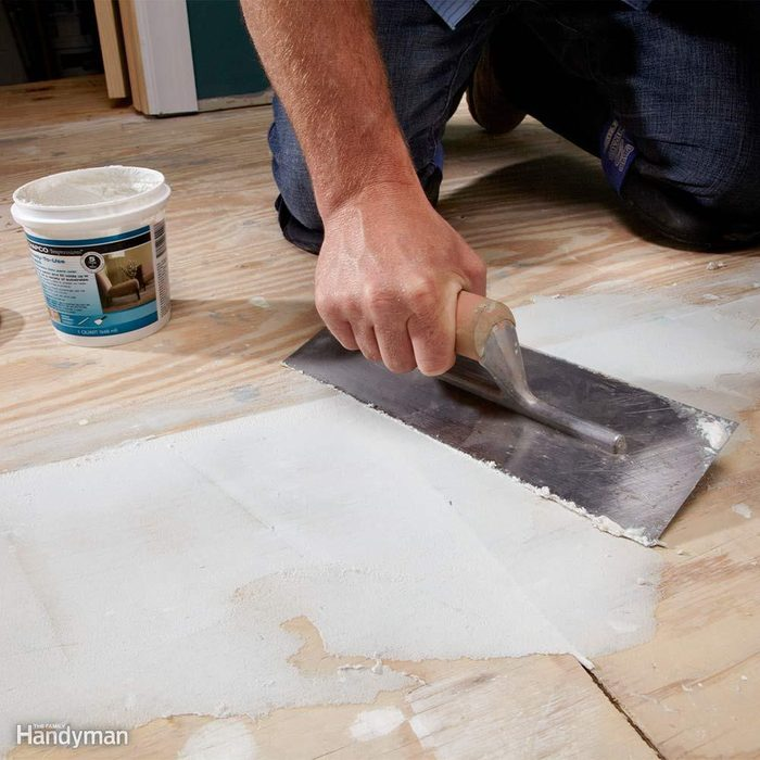 Avoid Wide Planks Unless the Substrate is Perfect