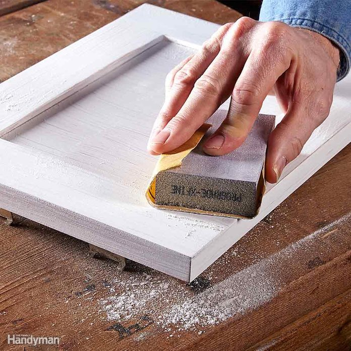 A Primer That's Easy to Sand
