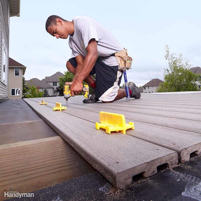 Deck Board Spacers