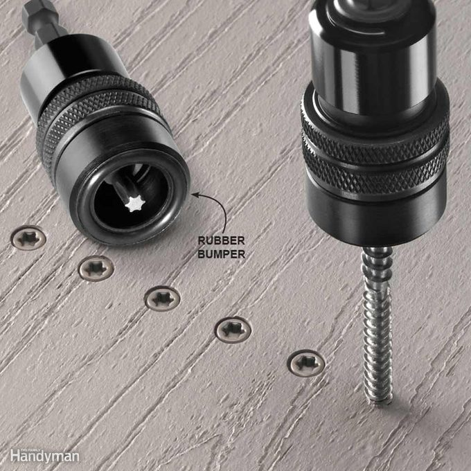 Precision Deck Screw Sinker