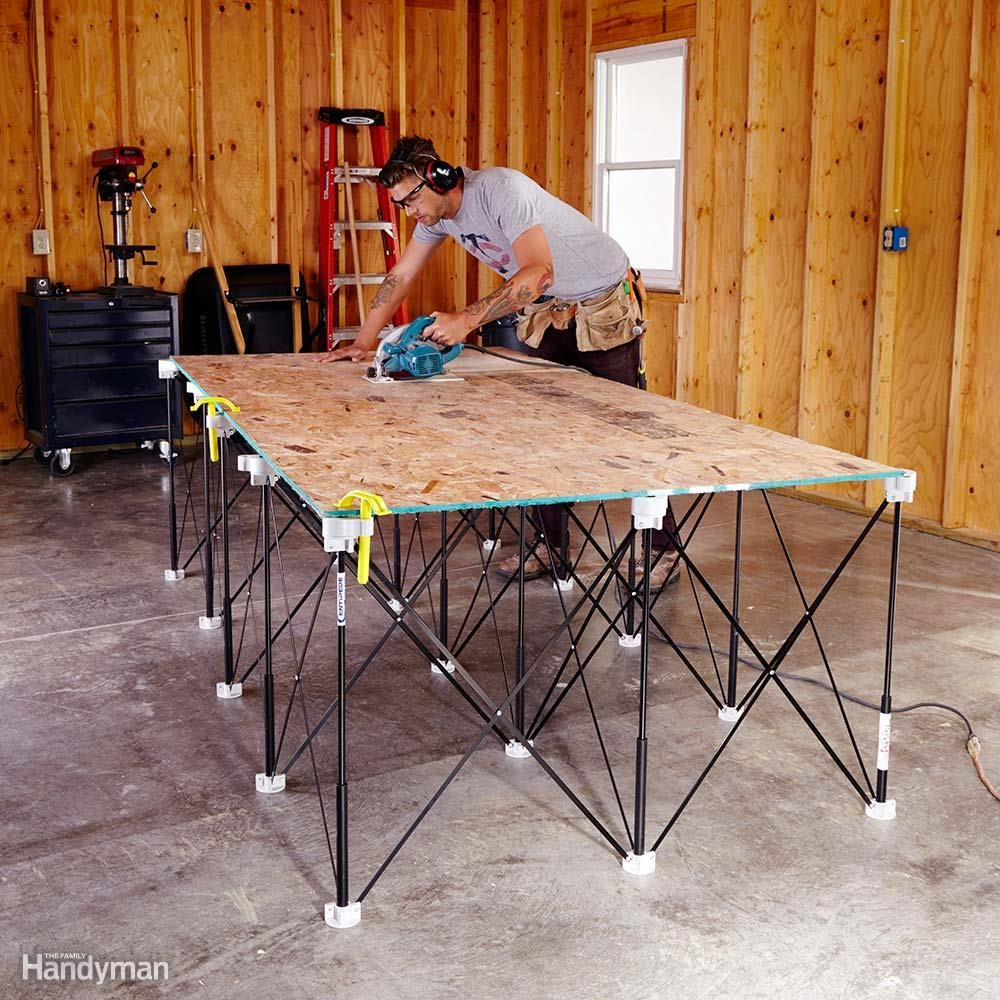 A Sawhorse and Then Some