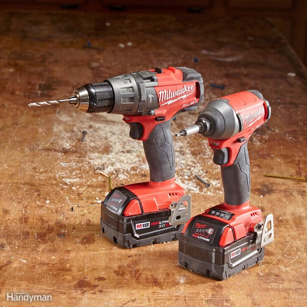 Serious Heavy-Duty Driver and Drill