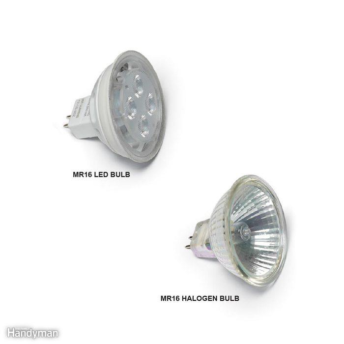 Keep Your Fixtures; Upgrade Your Bulbs