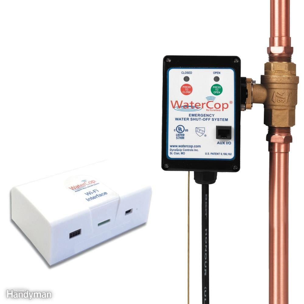 Whole-House Shutoff Systems