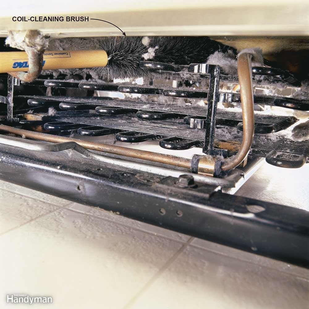Clean Refrigerator Coils or Pay Unnecessary Repair Bills