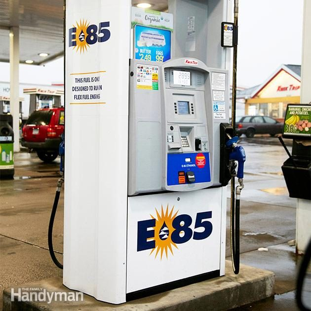 Is E-85 Fuel the Best Choice in Flex-Fuel Vehicles?