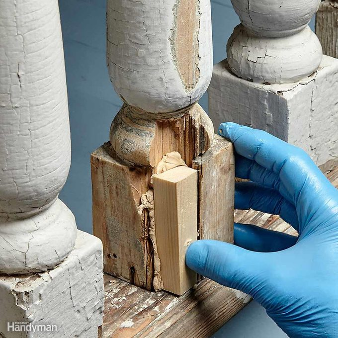 Conserve Epoxy by Prefilling With Wood