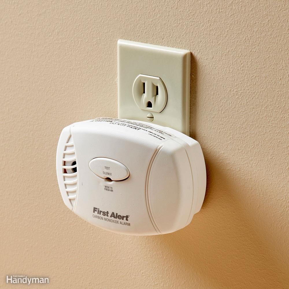 Get a Carbon Monoxide Detector