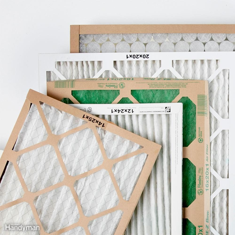 Never Changing the Furnace Filter