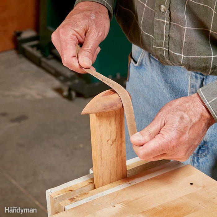 Hot Glue Gun Uses: Glue Small Parts to a Pedestal
