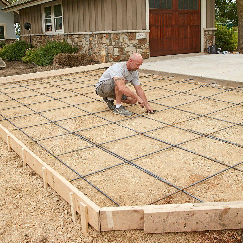 Preparing a Concrete Driveway | Construction Pro Tips