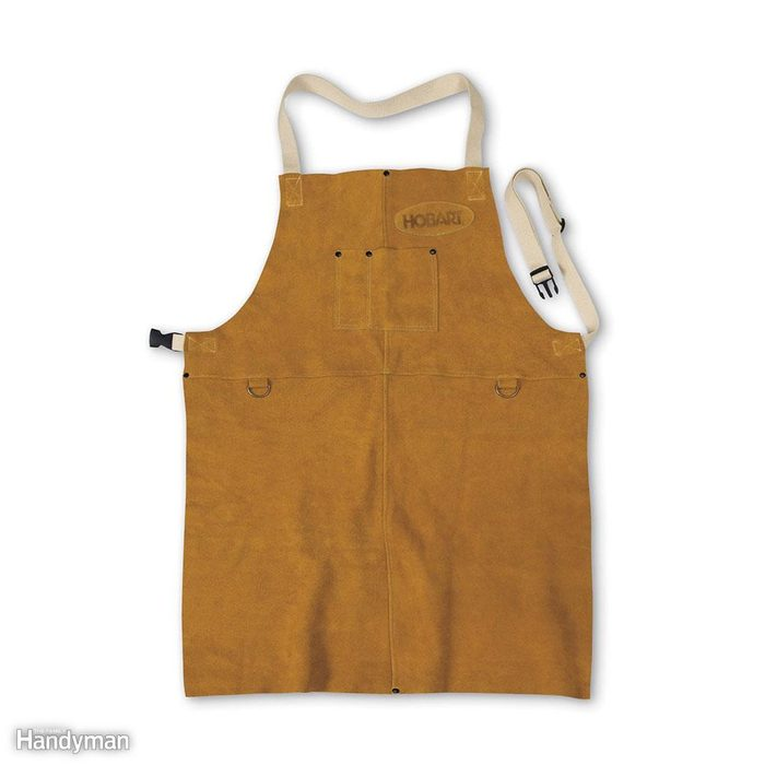 A Handsome Leather Apron