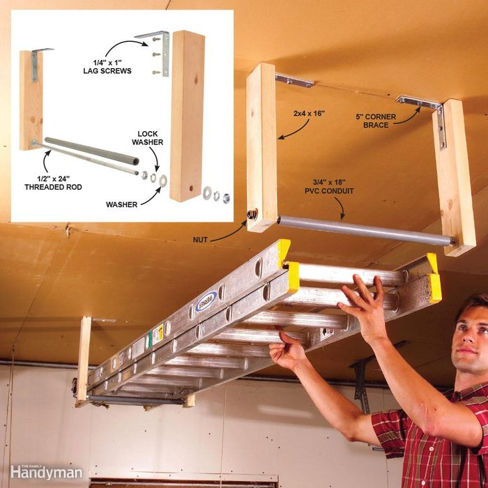 Keep Ladders Out of the Way