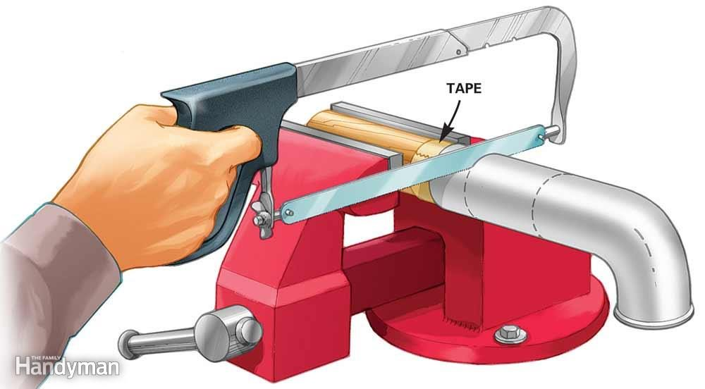 Better Pipe Cutting