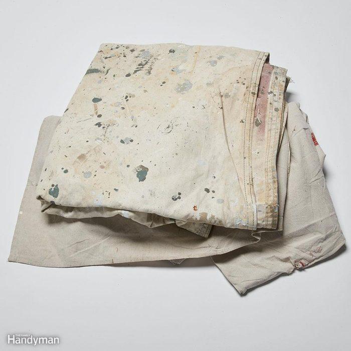 Canvas Drop Clothes