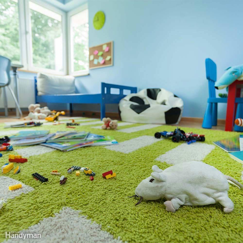 Kid's Room Hideaway